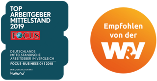 sunzinet is one of the top employers for medium-sized companies 2019